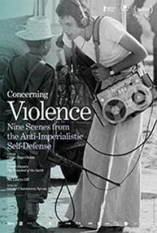 Concerning Violence on-line gratuito
