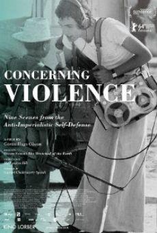 Concerning Violence online free