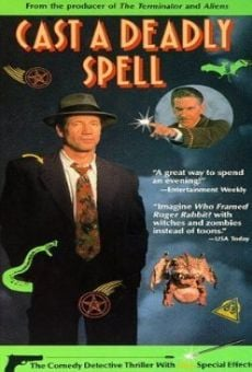 Cast a Deadly Spell online