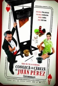Ver película Conozca la cabeza de Juan Pérez
