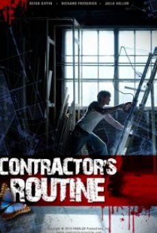 Contractor's Routine online free