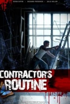 Watch Contractor's Routine online stream