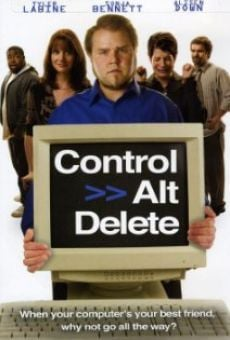 Ver película Control Alt Delete