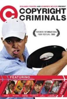 Ver película Copyright Criminals