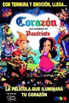 Ver película Corazón, las alegrías de Pantriste