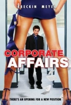 Corporate Affairs online streaming
