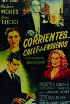 Ver película Corrientes... calle de ensueños!