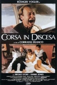 Ver película Corsa in discesa