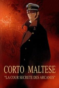 Corto Maltese en Sibérie