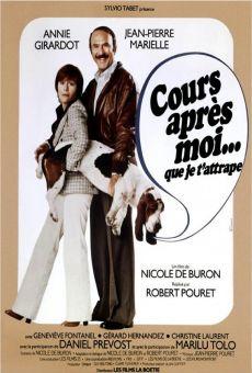 Ver película Cours après moi que je t'attrape