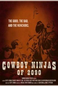 Ver película Cowboy Ninjas of 2090