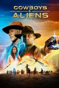 Ver película Cowboys & Aliens