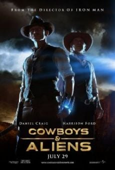 Cowboys & Aliens on-line gratuito