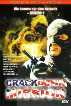 Ver película Crackdown Mission