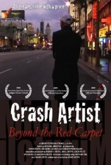 Película: Crash Artist: Beyond the Red Carpet