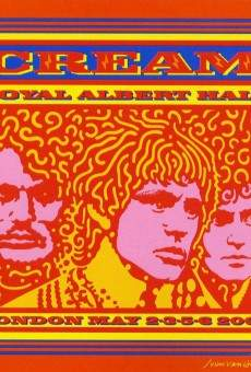 Cream: Royal Albert Hall, London May 2-3-5-6 2005