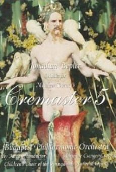 The Cremaster Cycle: Cremaster 5