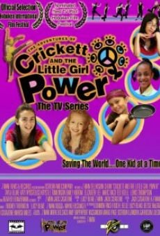 Crickett and the Little Girl Power on-line gratuito