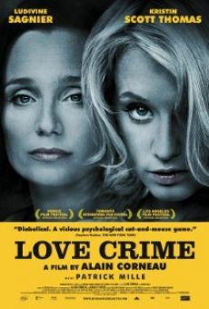 Crime d'amour (aka Love Crime) on-line gratuito