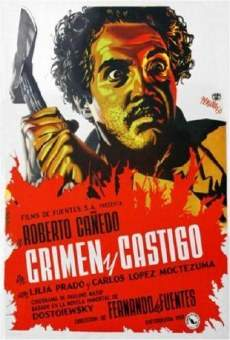 Ver película Crimen y castigo