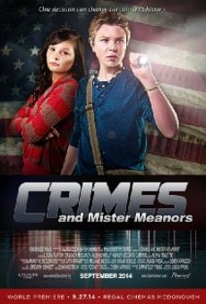 Crimes and Mister Meanors online