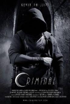 Watch Criminal online stream