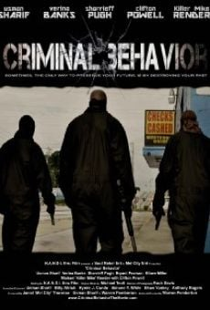 Película: Criminal Behavior