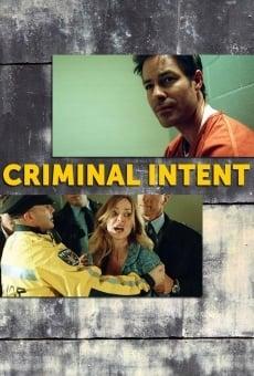 Ver película Criminal Intent