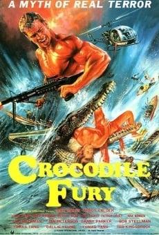 Ver película Crocodile Fury