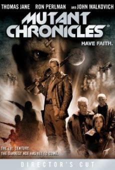 Ver película Crónicas mutantes