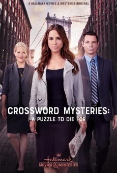 Película: Crossword Mysteries: A Puzzle to Die For