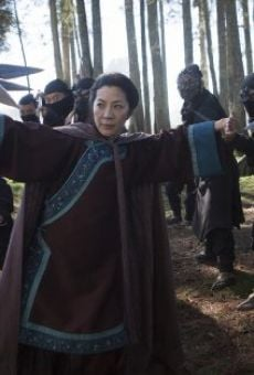 Crouching Tiger, Hidden Dragon: The Green Legend Online Free