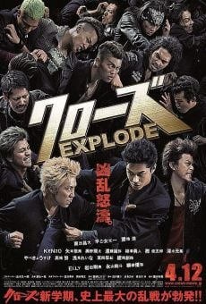 Crows Explode online free