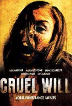 Watch Cruel Will online stream