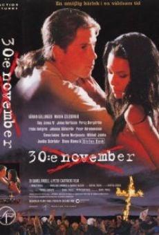 30:e november Online Free
