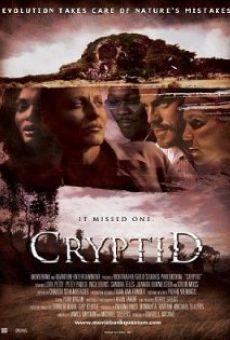 Ver película Cryptid