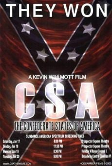 CSA: Confederate States of America on-line gratuito