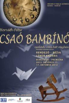 Csaó Bambinó online free