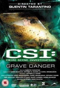 CSI Las Vegas: Crime Scene Investigation - Quentin Tarantino's Grave Danger online kostenlos
