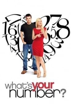 Ver película Cuál es tu número?