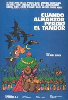 Ver película Cuando Almanzor perdió el tambor
