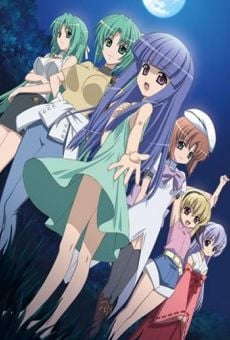 Higurashi no Naku Koroni Rei (When Cicadas Cry - Gratitude) on-line gratuito