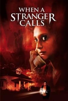 Ver película Cuando llama un extraño