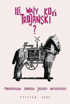 Ver película ¿Cuánto pesa el caballo de Troya?