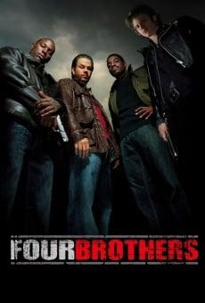 Ver película Cuatro hermanos