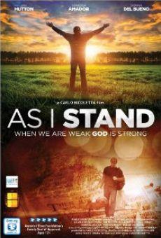 As i stand 2013 film en fran ais cast et bande annonce for Stand en francais