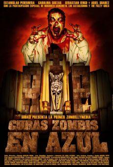 Curas zombis en Azul