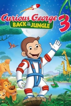 Curious George 3: Back to the Jungle on-line gratuito