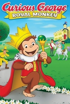 Curious George: Royal Monkey en ligne gratuit