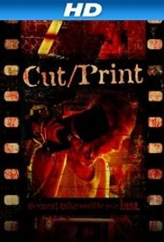 Ver película Cut/Print